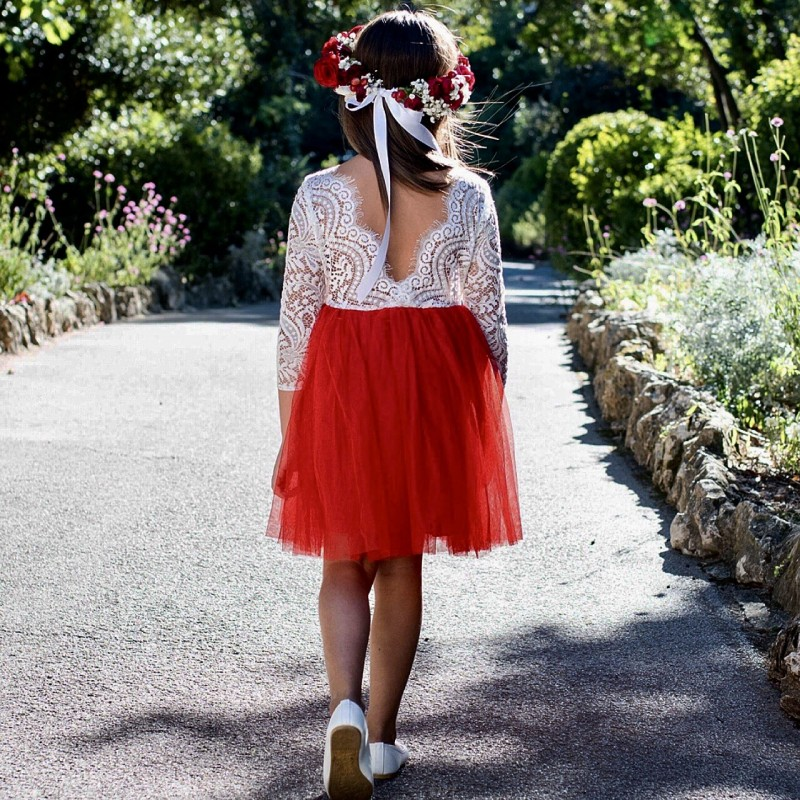 Robe Valentina Courte